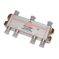 Краб REXANT 6-WAY 5-2500MHz